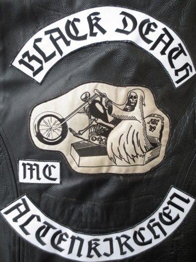 Black Death MC @ Clubhaus